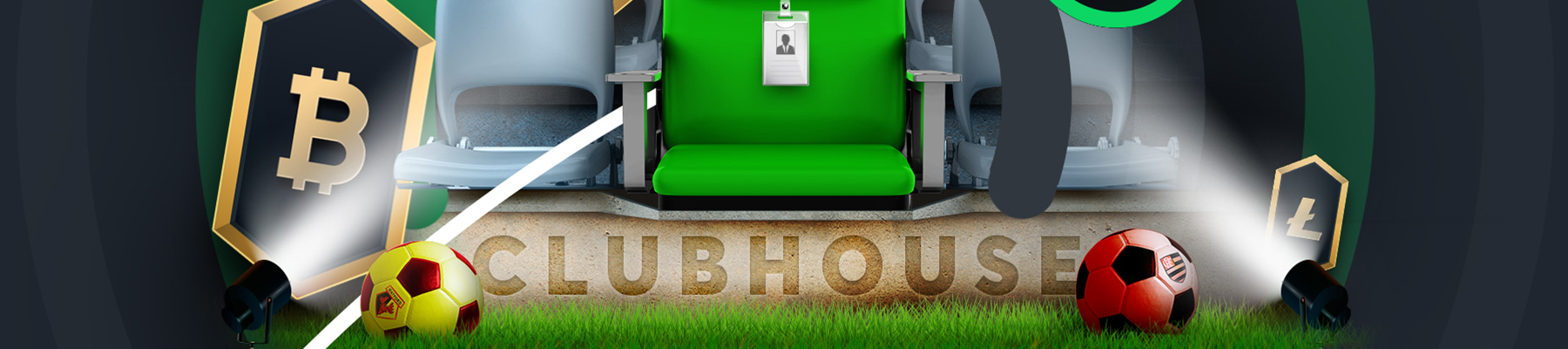 Clubhouse Banner Games