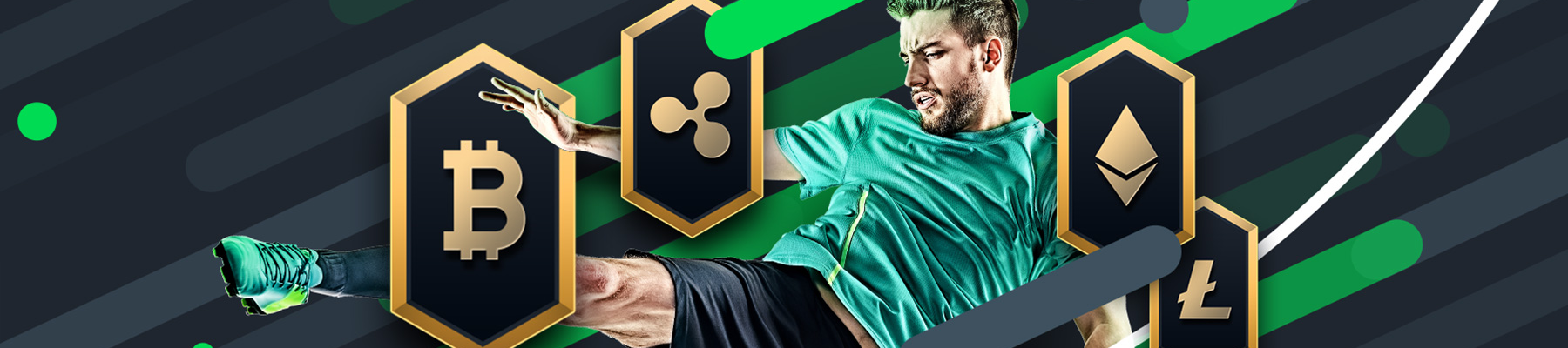 Crypto Banner Sports
